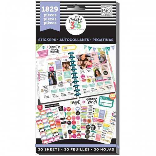 Mambi Create 365 Planner Sticker Book